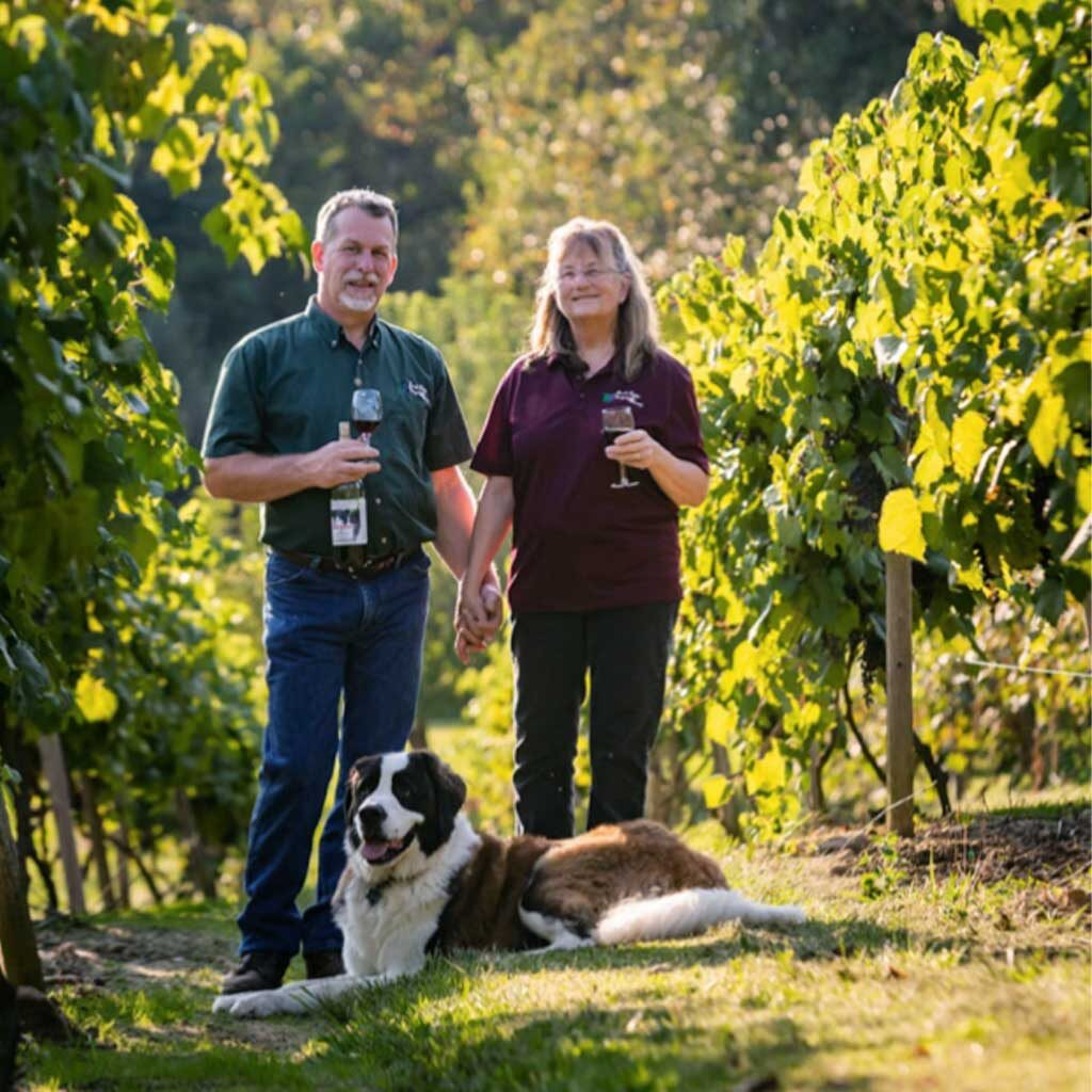 French Ridge Vineyards — Owners